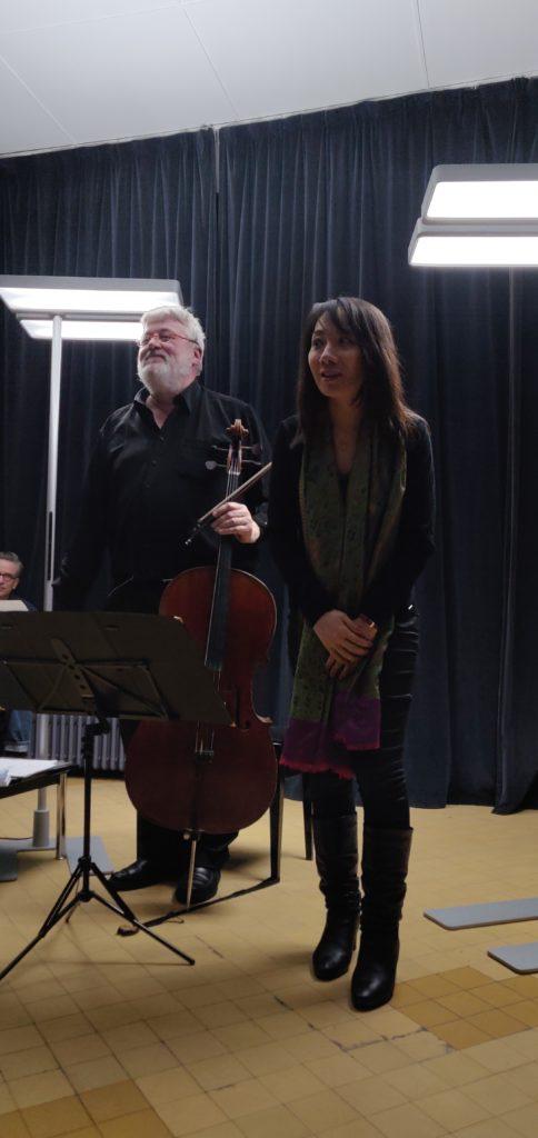 Recital violoncelle